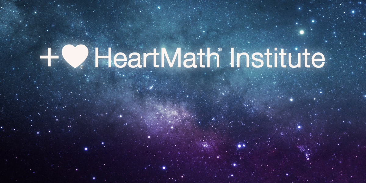Heartmath Institute Banner